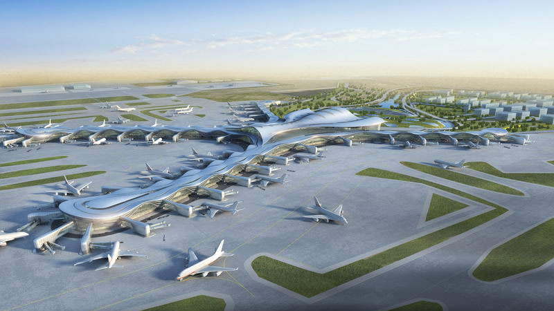 Abu Dhabi: Si Issues Midfield Airport Completion Certificates To ADAC