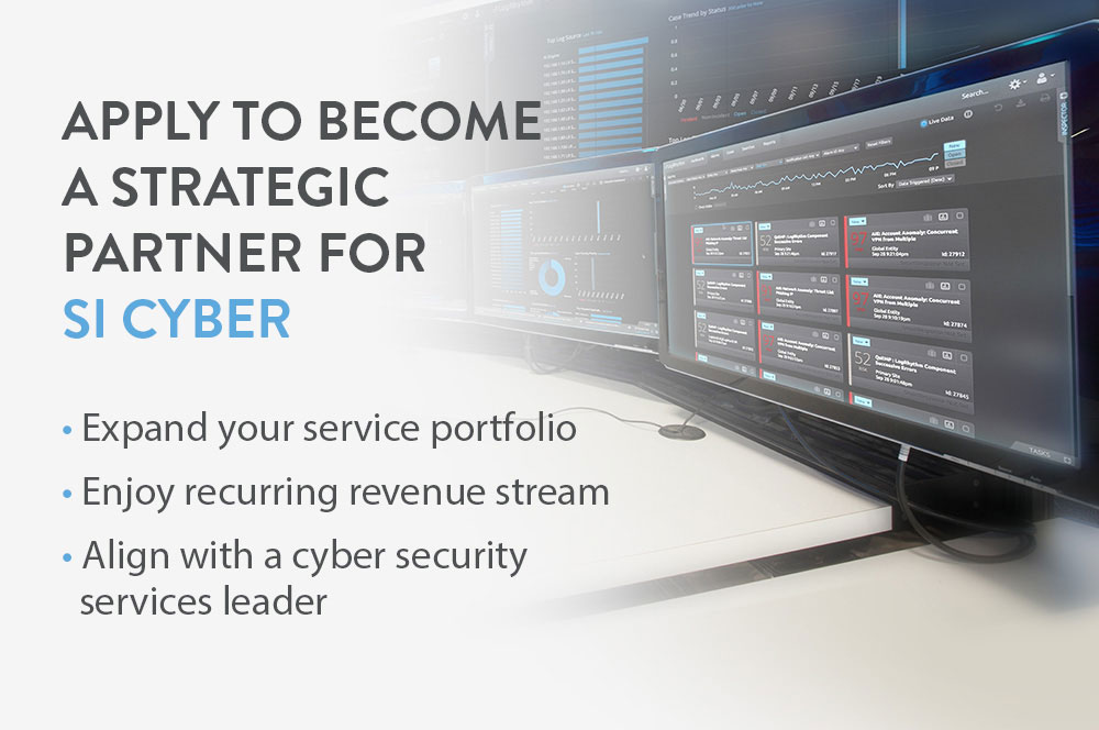 Si Cyber Sources Strategic Partners To Build On Exceptional Growth