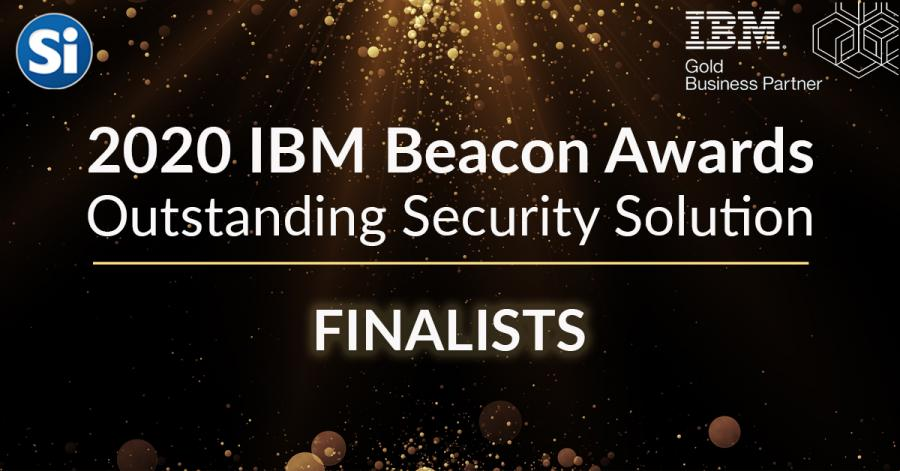IBM 2020 Beacon Awards Finalists for Outstanding Security Solutions