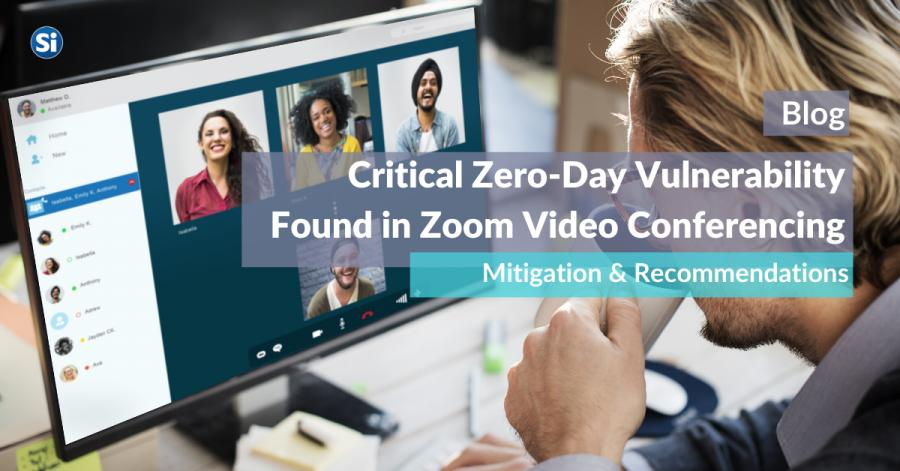 Critical Zero-Day Vulnerability Found in Zoom Video Conferencing