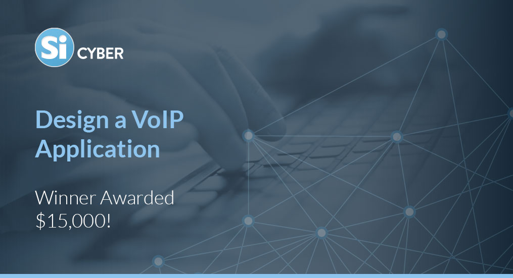 Si Awards $15,000 to Winner of VoIP Application Design!